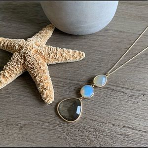 NWT LOFT necklace 🦀